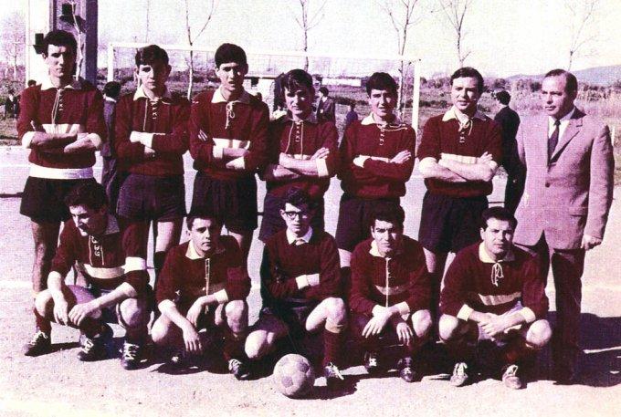 San Giusto Calcio · Nurachi anni sessanta