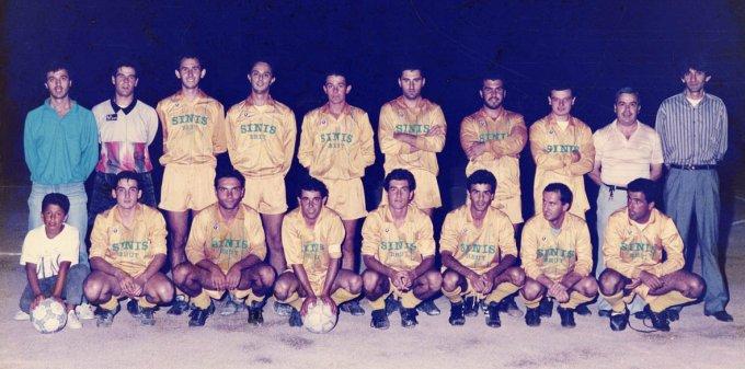 San Paolo Calcio · Oristano fine anni ottanta
