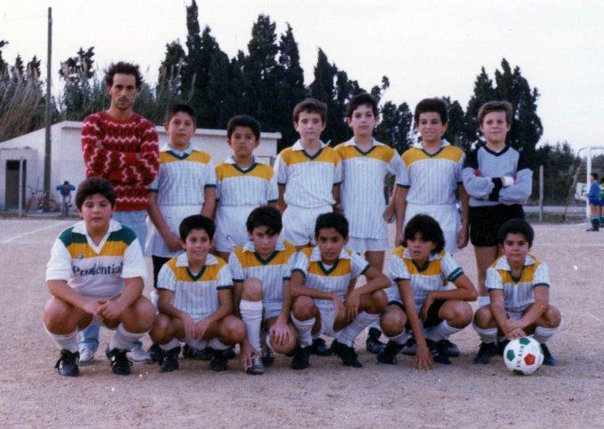 San Paolo Calcio Giovanissimi · Oristano 1985