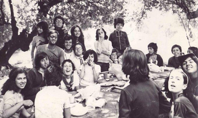 Scout a Seneghe · 1974