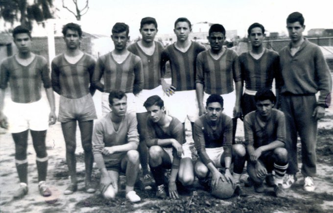 Seconda A Liceo De Castro · Oristano 1960