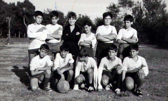 Seminario di Fiumicino · fine anni sessanta