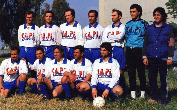 S.O.M.S. Calcio · Oristano 1997
