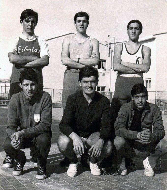 Cadetti Libertas 1964