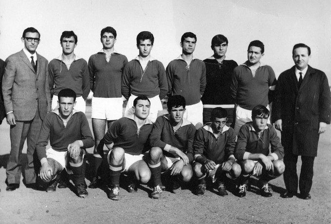 Superga Calcio · Oristano 1963