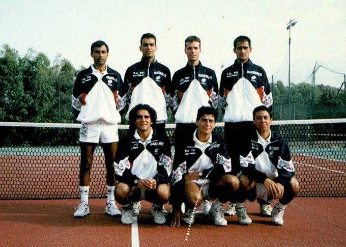 Tennis Club '70 · Oristano 2001