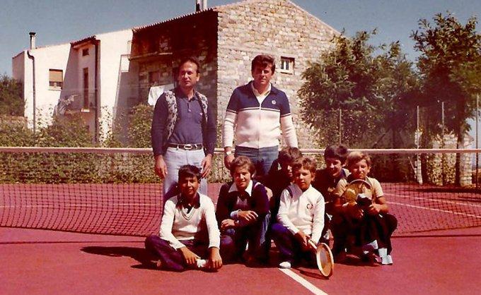 Tennis Club '70 Oristano · 1976