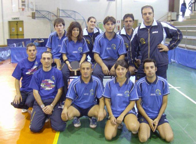 A.S.D. Tennistavolo Norbello · Ghilarza 2007