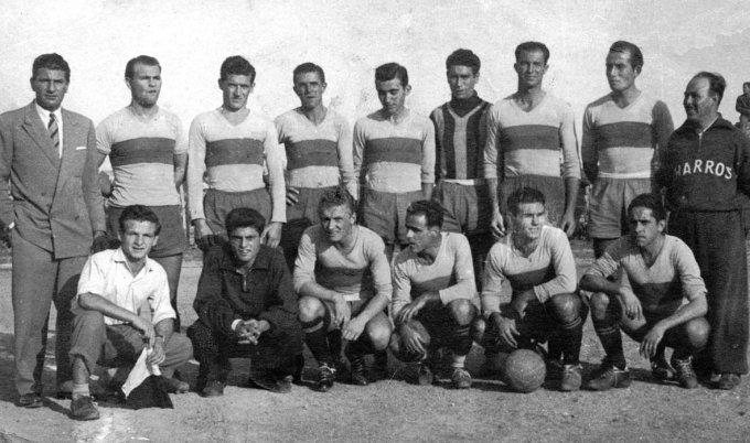 Tharros Calcio · Oristano 1950
