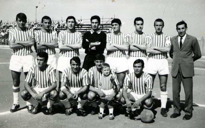 Tharros Calcio · Oristano 1968