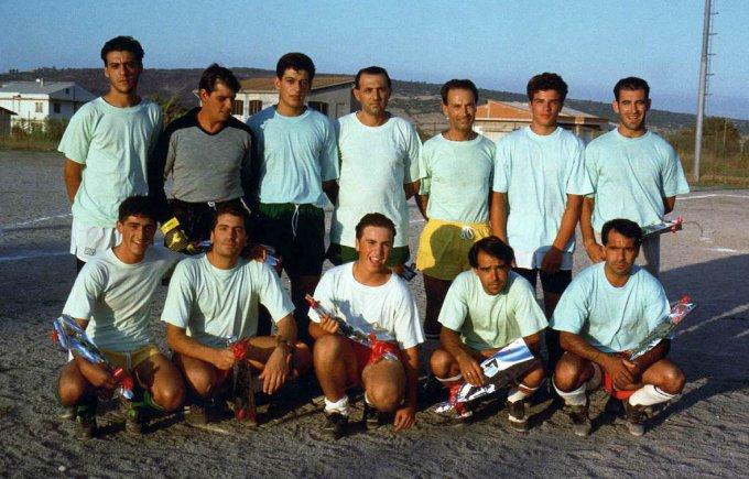 Tramatza · Torneo dell'Amicizia 1992