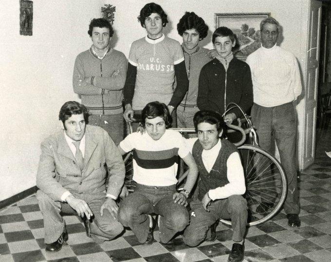 Unione Ciclistica Solarussa · primi anni settanta