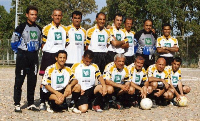 Acentro Calcio · Oristano 2005