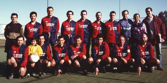 AM.PI.SP.OR. Calcio · Oristano 1994