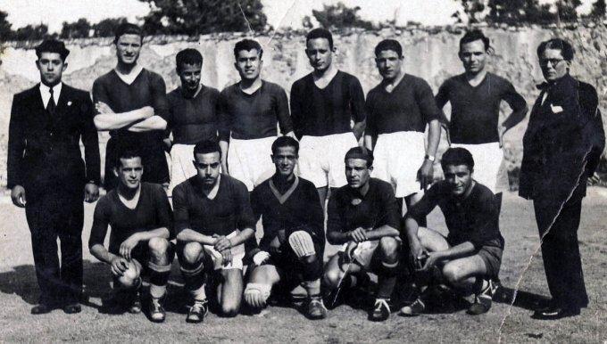 Arborea Oristano · 1937
