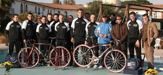 A.S.D. Spinbike · 2008