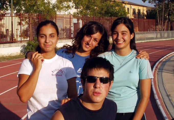 Atletica Oristano · Gruppo lanciatori 2006