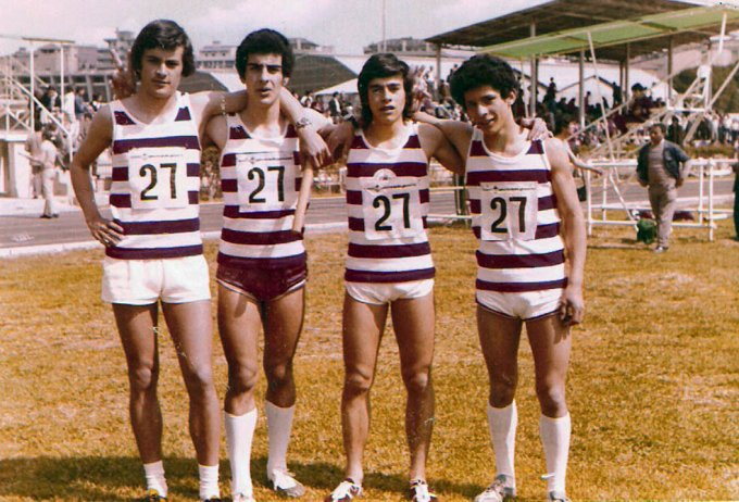 Polisportiva Tharros Oristano · Cagliari 1974