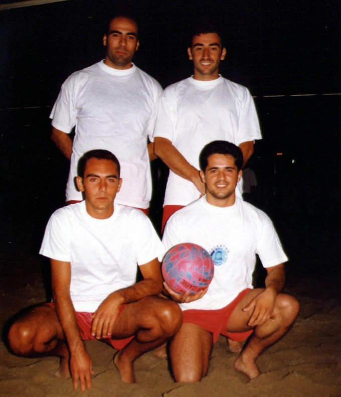 Beach Volley 3×3 Maschile · Torre Grande 1997