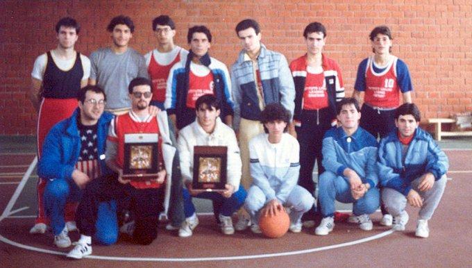 Incontro Cabras-Eleonora · Palmas Arborea 1984