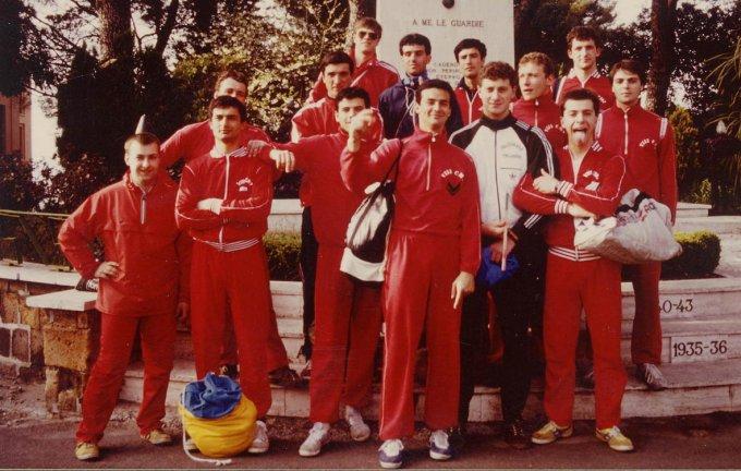8° CMT Orvieto Pallavolo · 1982