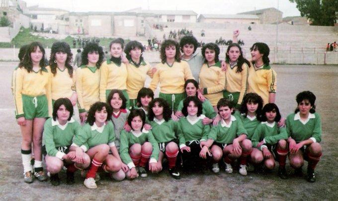 Amichevole femminile Curcuris-Ales 1983