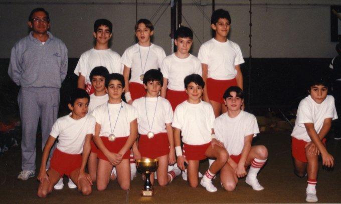 G.S. De Castro Oristano · Cagliari 1994