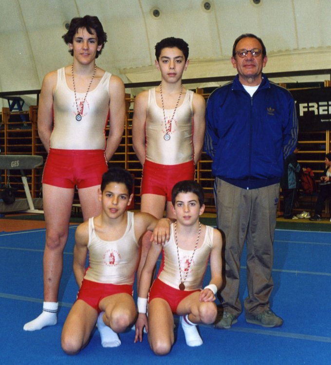 G.S. De Castro Oristano · Fiuggi 2003