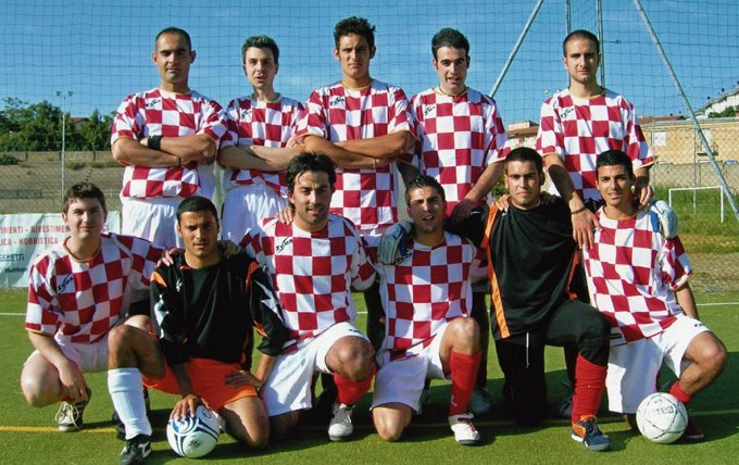 Don Bosco B Calcetto · Ales 2007