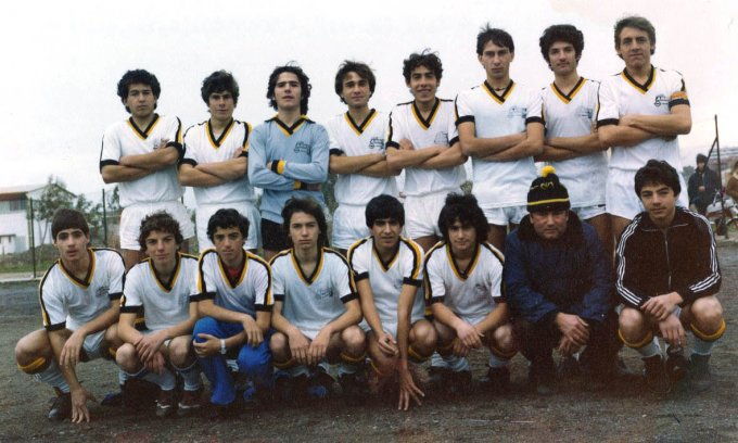 Don Bosco Calcio Allievi · Oristano 1979