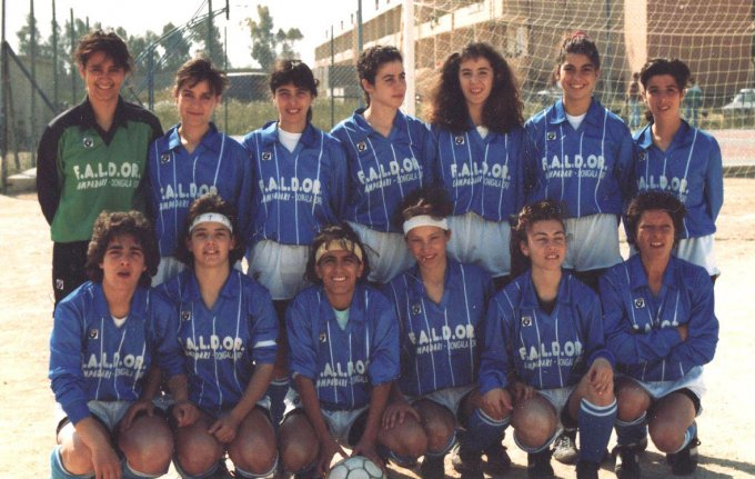 Faldor Calcio · Donigala 1989
