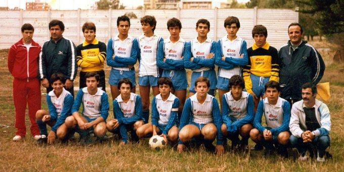 Frassinetti Calcio · Oristano 1985