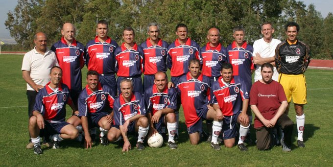 Fun&Fitness Oristano · Guspini 2006