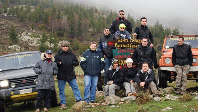 Fuoristradaweb · Oristano 2008