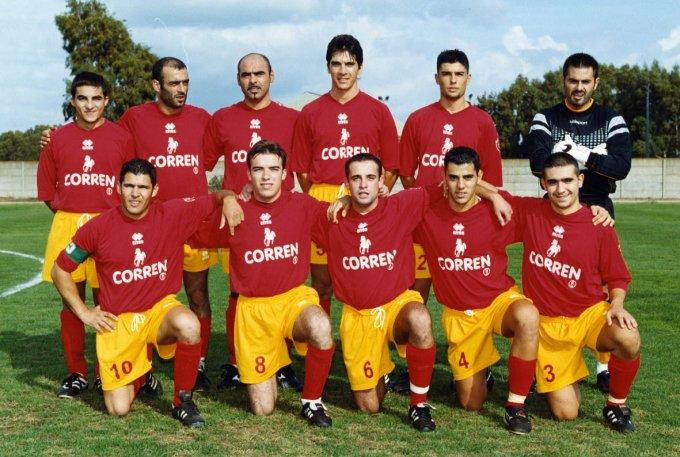 Ghilarza Calcio · 2002