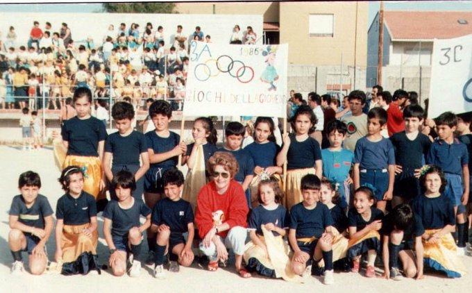 Giochi della Gioventù · Cabras 1986