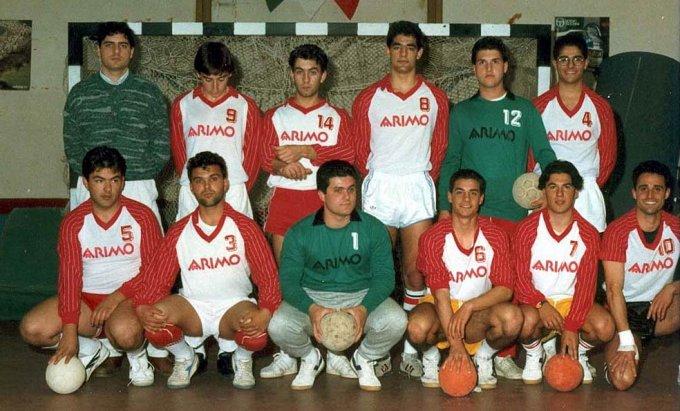 Handball Club Oristano · Cagliari 1987