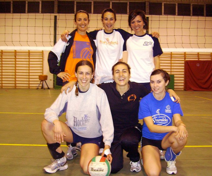 """Ariete (la squadra delle """"vecchie"""") · Baratili San Pietro 2008"""