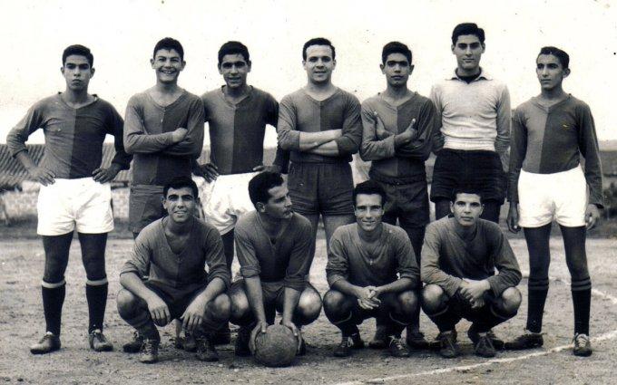 Libertas Oristano Calcio · Terralba 1958