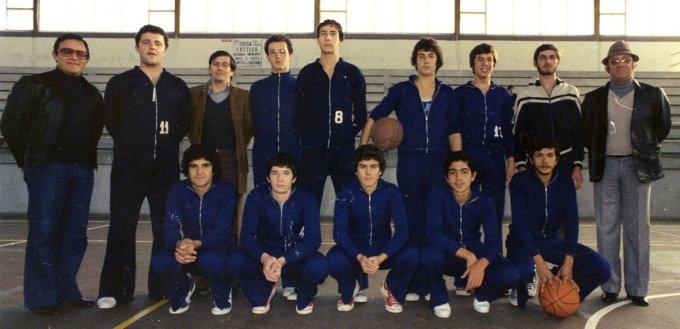 Libertas Oristanese Pallacanestro · 1976