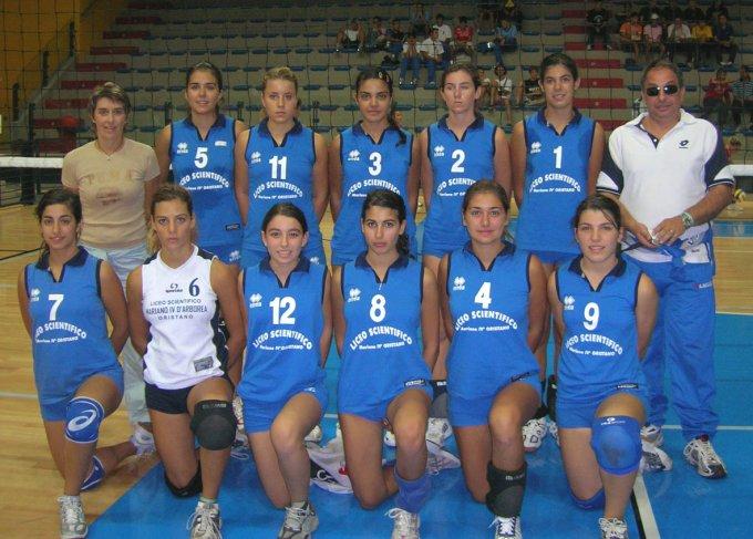 Liceo Scientifico 2005