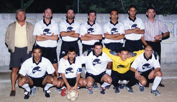 MAMU Calcio · Arborea 1999