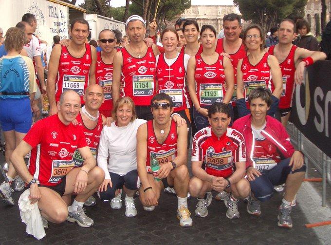 Marathon Club Oristano · Roma 2008