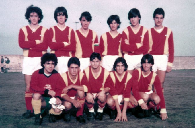 Marrubiu Calcio Allievi · 1984