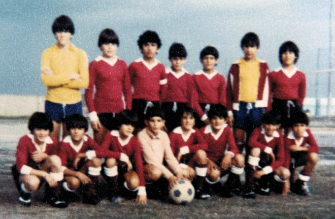 Marrubiu Calcio Esordienti · 1981