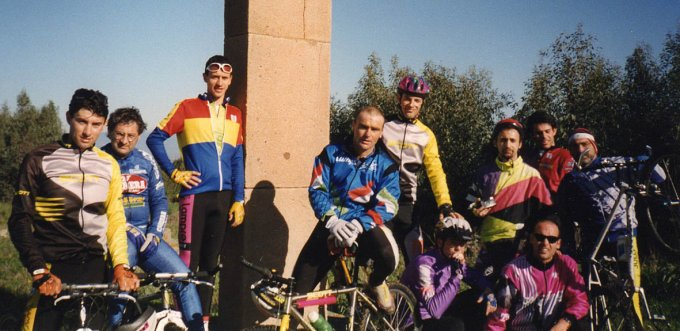 Mountain Bike a Monte Arci · 1996