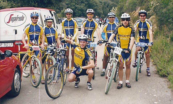 MTB Bici & Fantasy · Guspini 1999