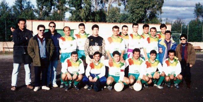 San Giusto Nurachi · Riola 1995
