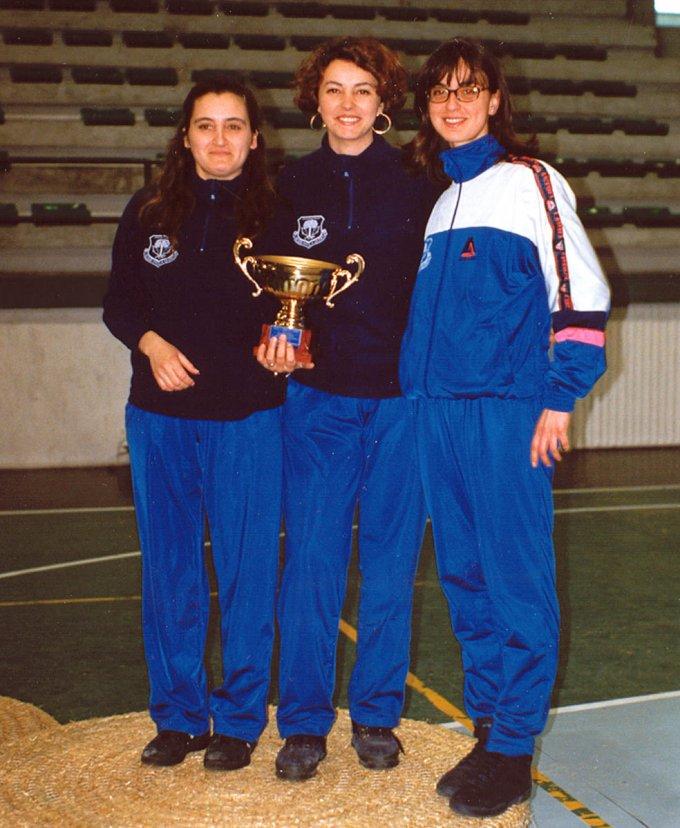 Arcieri della Quercia · Oristano 1995