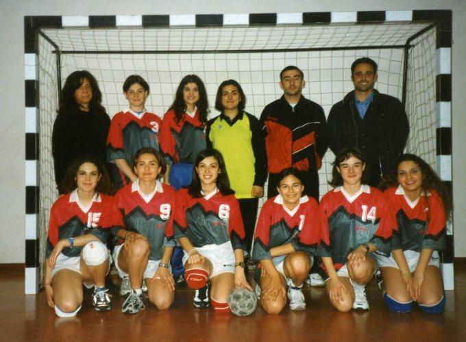 Liceo Classico De Castro · Oristano 1998